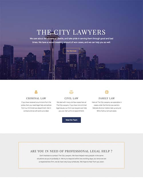 CITY LAWYERS