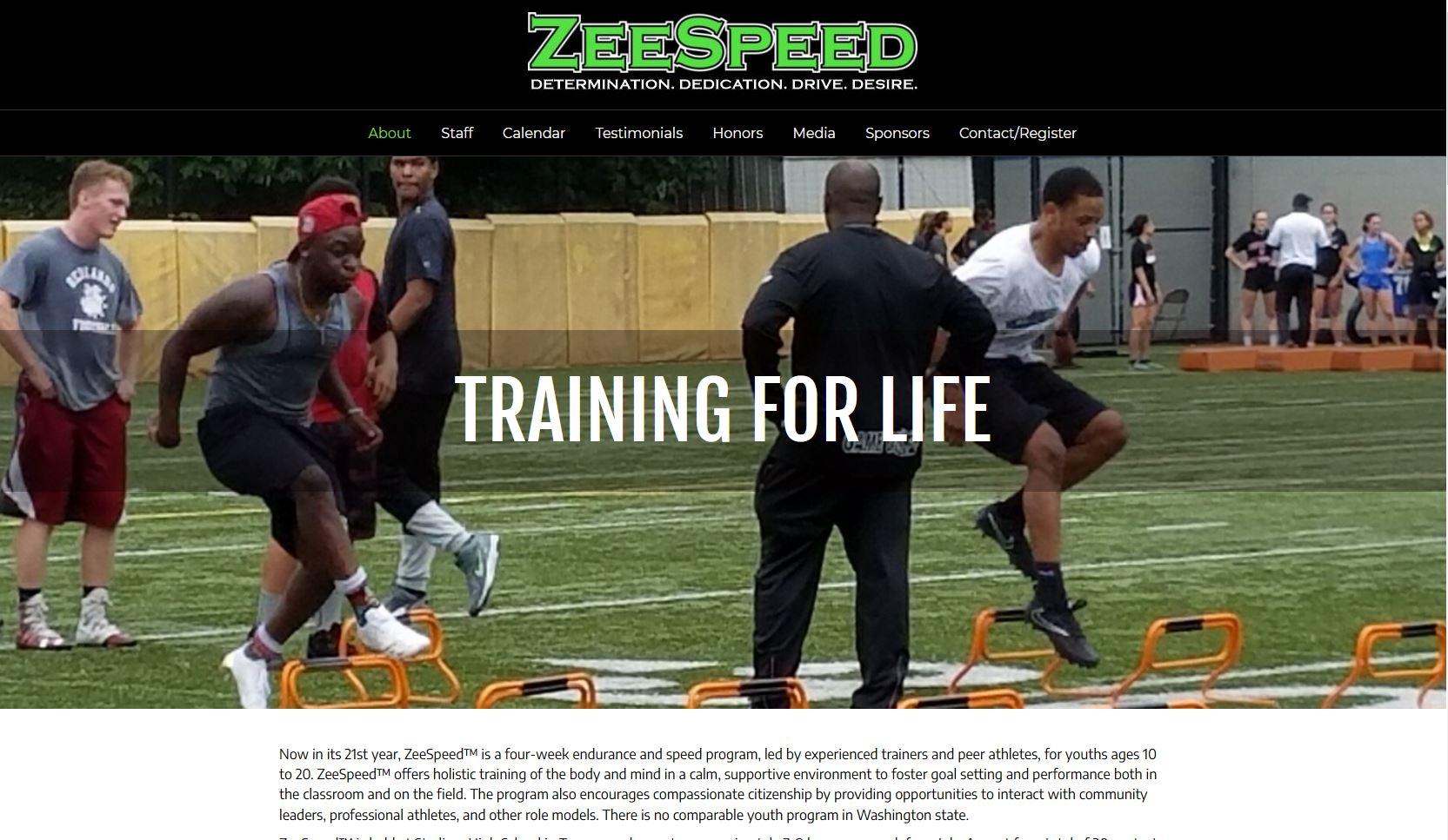 ZeeSpeed Web Design and Hosting